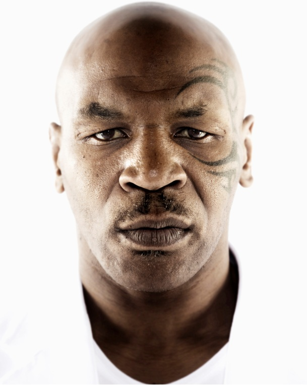 Picture of Mike Tyson