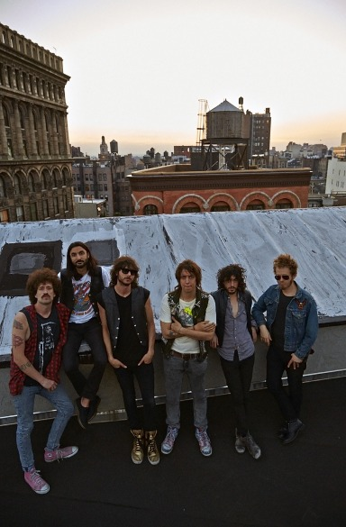 Picture of Julian Casablancas + The Voidz