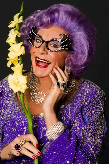 Picture of Dame Edna 