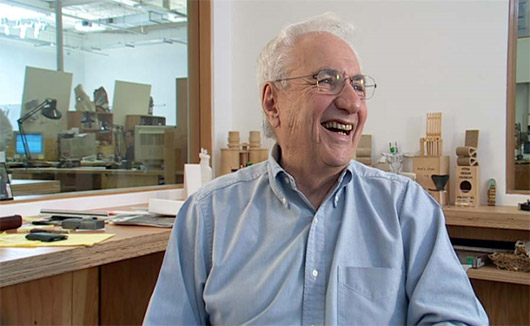 Picture of Frank Gehry