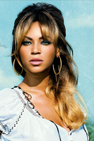 Picture of Beyonce Knowles-Carter 