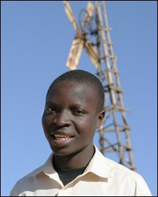 Picture of William Kamkwamba