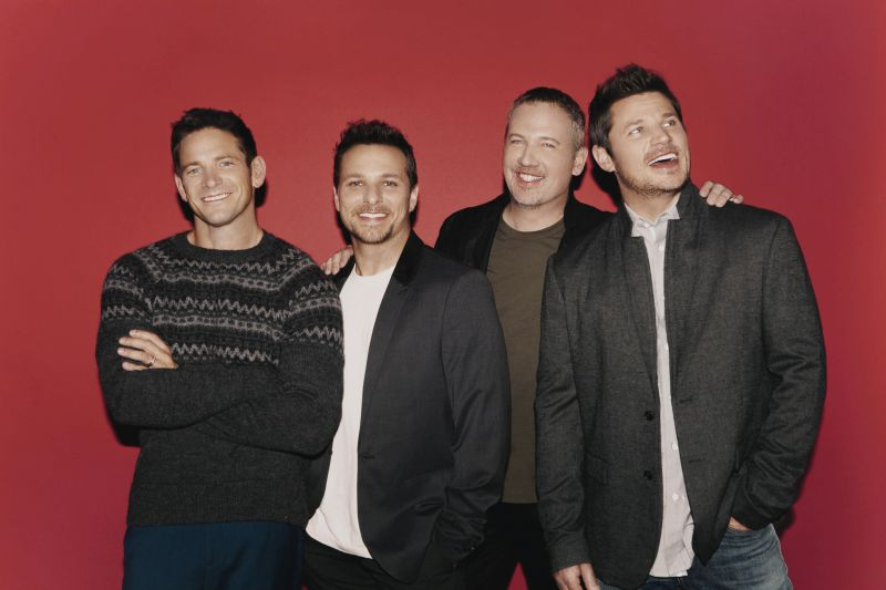 Picture of 98 Degrees