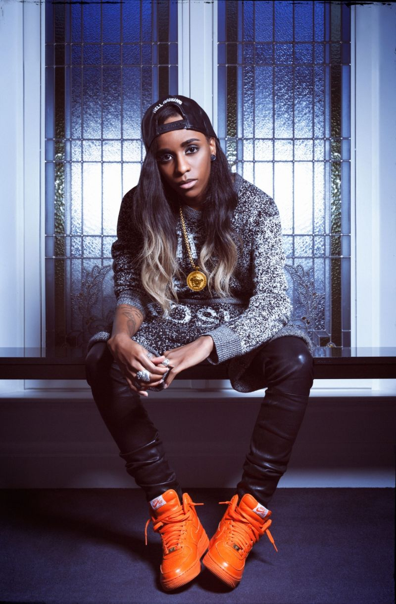 Picture of Angel Haze