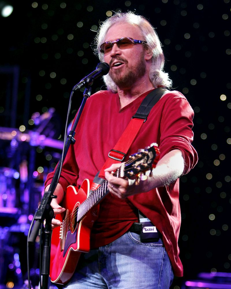 Picture of Barry Gibb