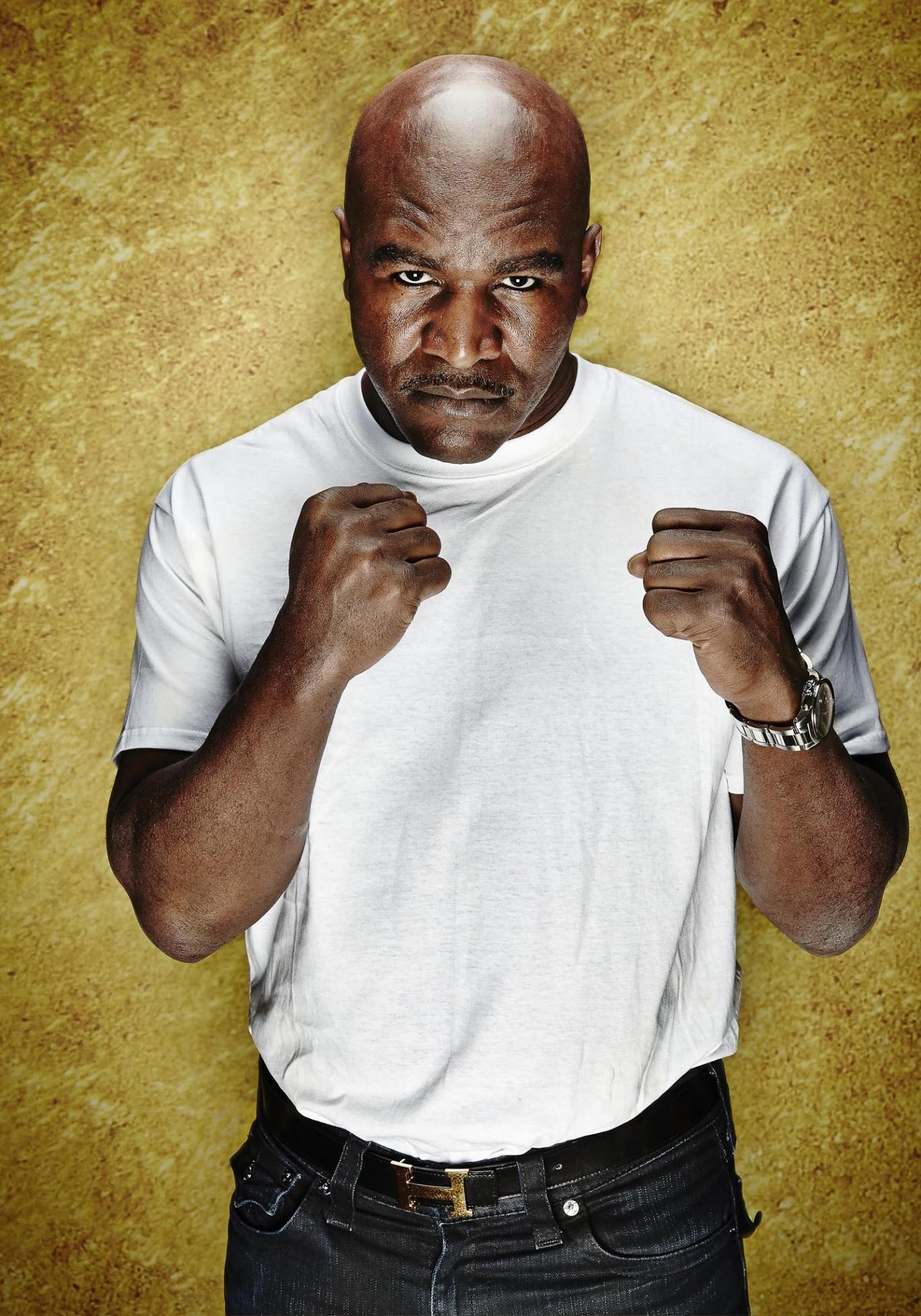 Picture of Evander Holyfield