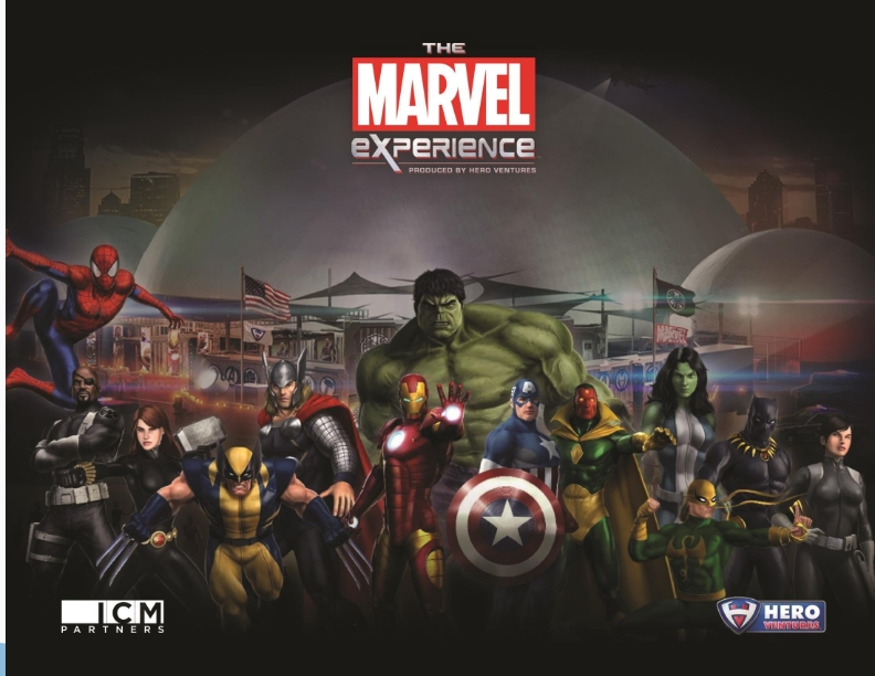 Picture of Tmx - The Marvel Experience