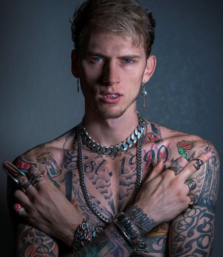 Picture of Machine Gun Kelly (Mgk)