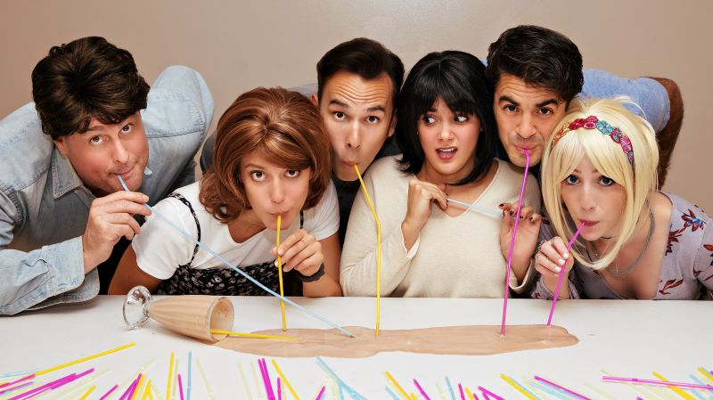 Picture of Friends! The Musical Parody