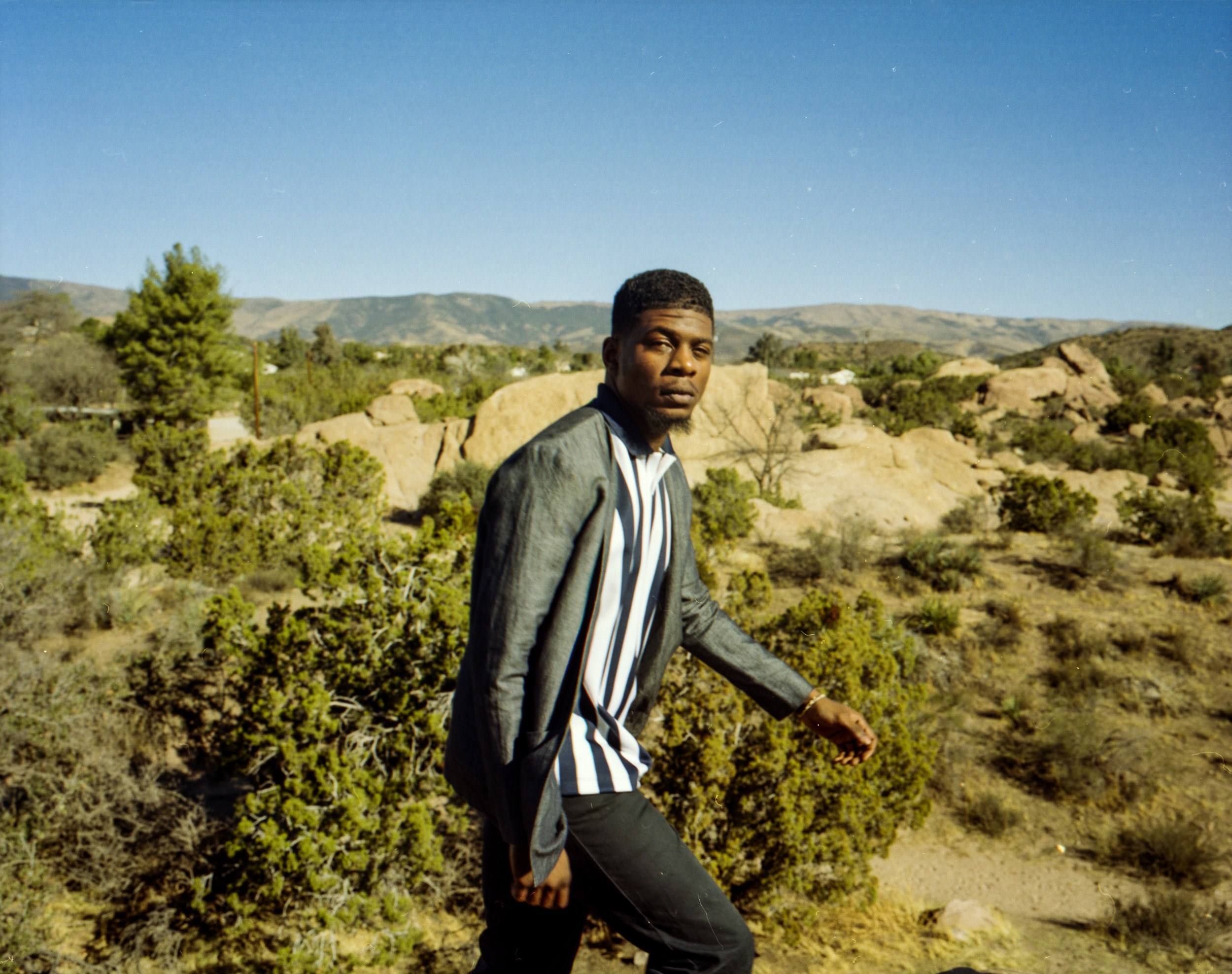 Picture of Mick Jenkins