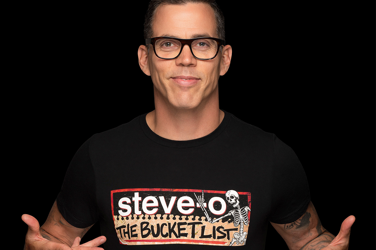 Picture of Stephen Glover Pka Steve-O